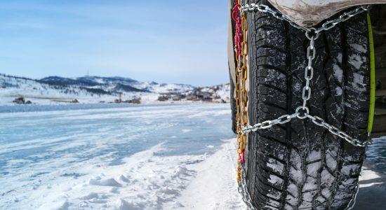 Snehové reťaze a ich bezprostredné výhody